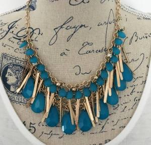 collier-turquoise-dore